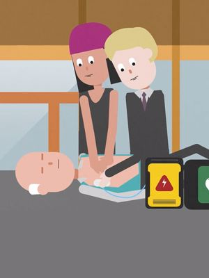 ACT Ambulance: CPR Film